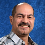Mr. Frank Ventura teacher media specialist